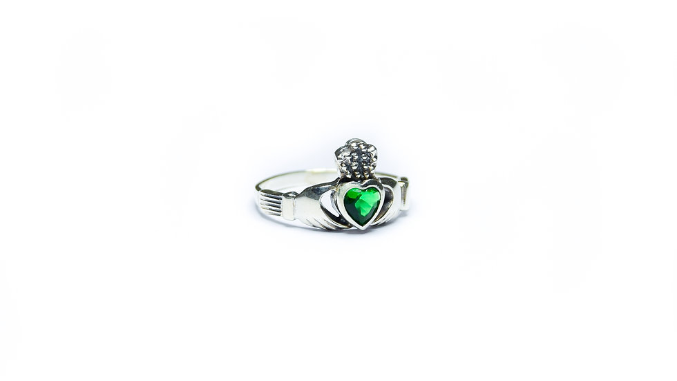 Claddagh Jewel Ring