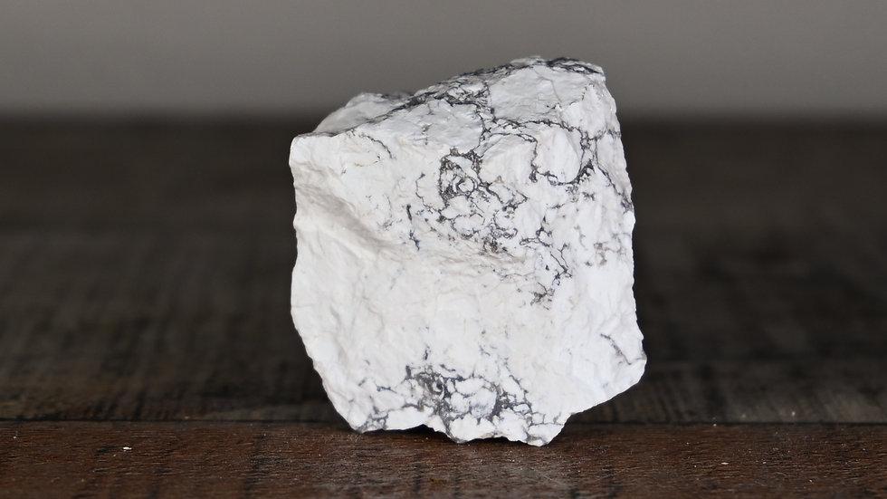 Howlite Raw Crystal