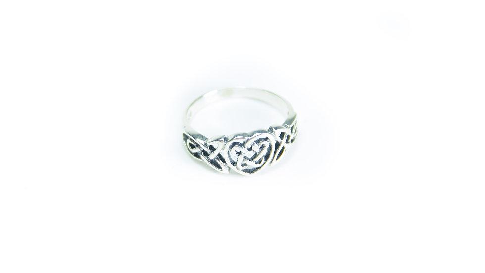 Trinity Love Ring