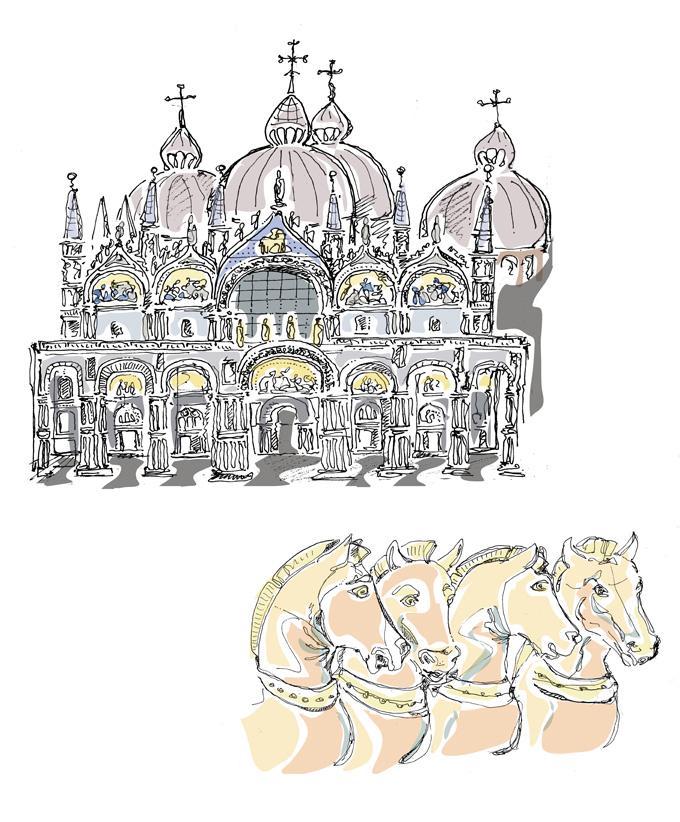 Cattedrale di San Marco, Venezia