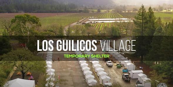 Los Guillicos Village Video Screen Shot.