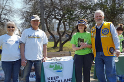 Pearl River Cleanup 2