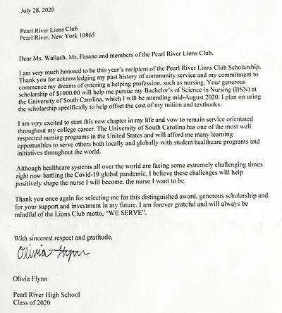 Pearl River Scholarship thank you.jpg