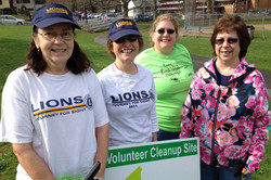 Pearl River Cleanup 1