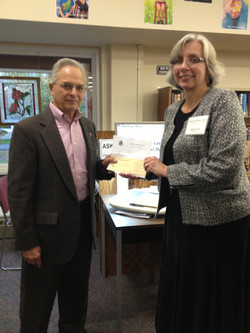 Pearl River Library Donation