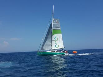 Corporate sailing