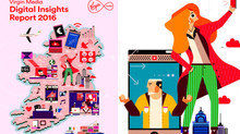 Virgin Media - Digital Insights Report 2016