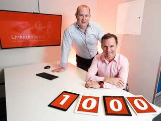 Linked Finance secures 1,000th loan for SMEs