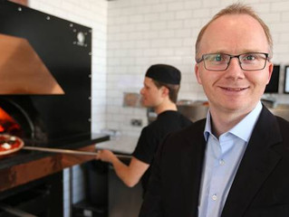 Fired-up pizza entrepreneur beat recession with real taste of Italy