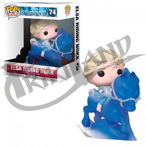 Frozen POP! ELSA RIDING NOKK 74