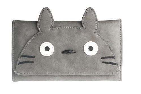 Cartera Totoro larga