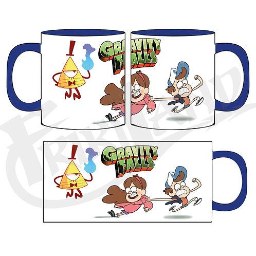 Gravity falls mug