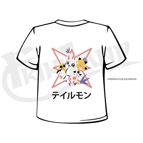 Gatomon Silhouette Digimon
