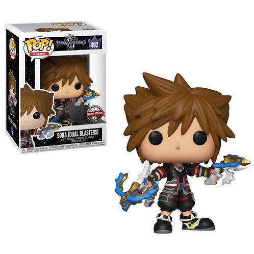 Kingdom Hearts III POP! SORA DUAL BLASTERS SPECIAL EDITION