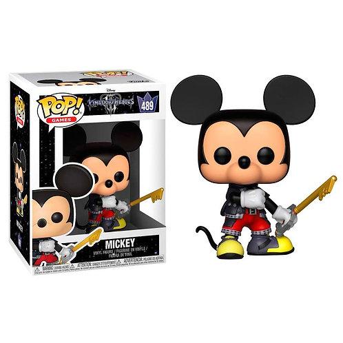 Kingdom Hearts III POP! MICKEY