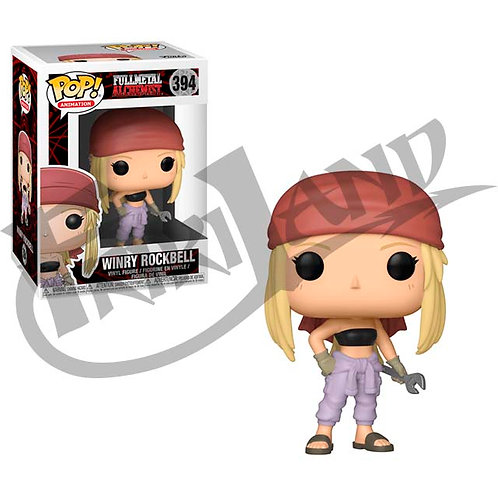 Full Metal Alchemist POP! WINRY ROCKBELL 394
