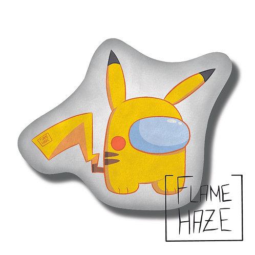 Cojín almohada Pikachu Among Us Pokemon