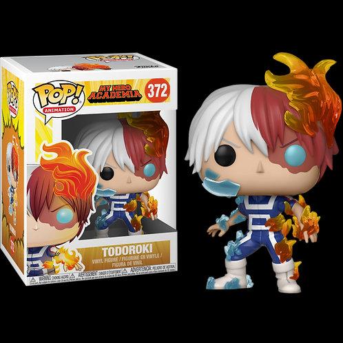 My hero Academia POP! TODOROKI