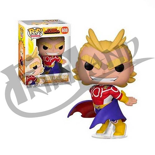 My hero Academia POP! ALL MIGHT SILVER AGE 608