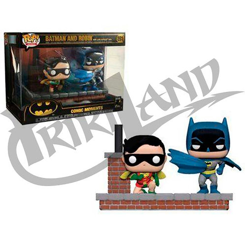 Dc POP! BATMAN Y ROBIN 281