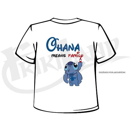 Ohana MeansFamily Stitch