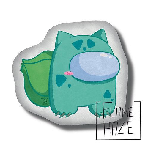 Cojín almohada Bulbasaur Among Us Pokemon