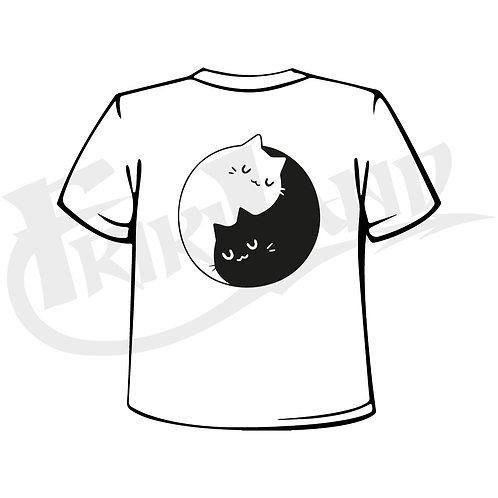 YinYang Cat