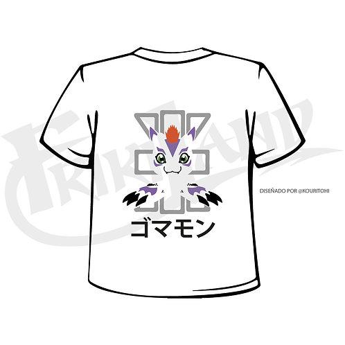 Gomamon Silhouette Digimon