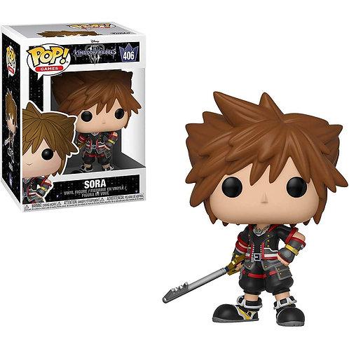 Kingdom Hearts III POP! SORA 406