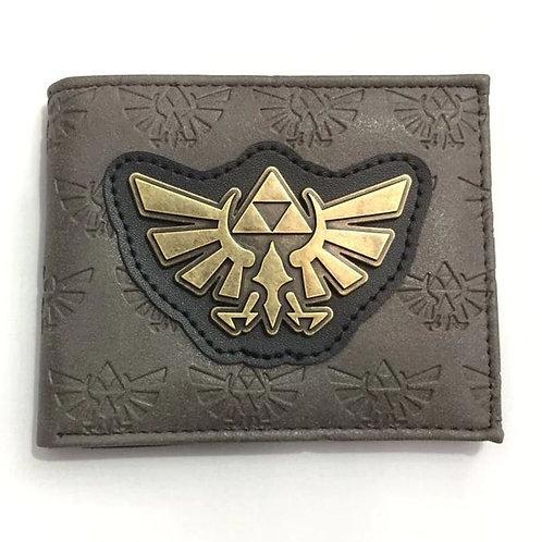 Cartera The Legend of Zelda Triforce