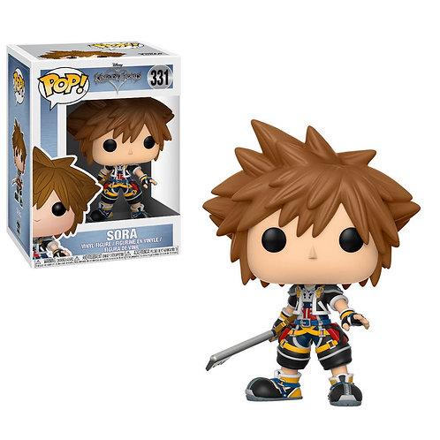Kingdom Hearts II POP! SORA 331