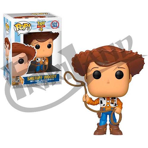Toy Story POP! SHERIFF WOODY 522