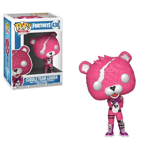Fortnite POP! CUDDLE TEAM LEADER
