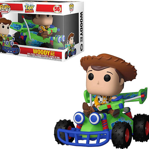 Toy Story POP! WOODY WITH RC