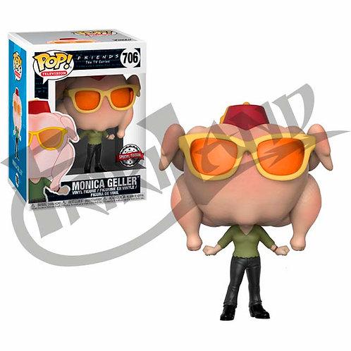 Friends POP! MONICA GELLER EXCLUSIVE 706