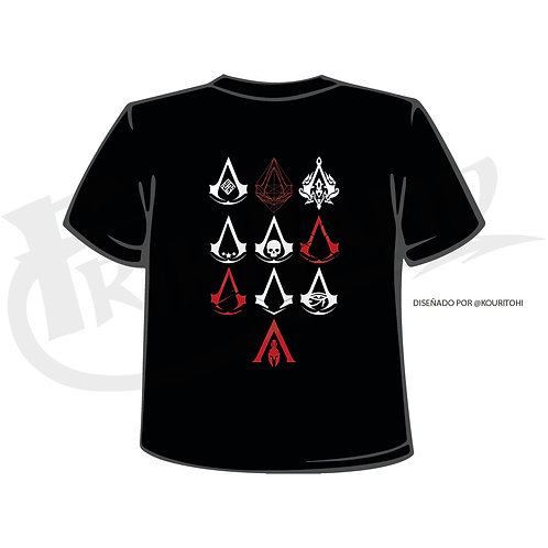 Assassins Creed Symbol Collection