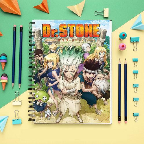Libreta Dr Stone