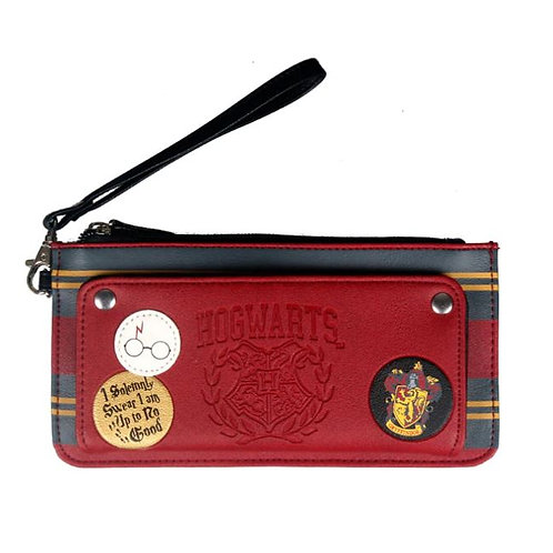 Cartera Harry Potter Gryffindor larga