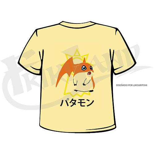 Patamon Silhouette Digimon