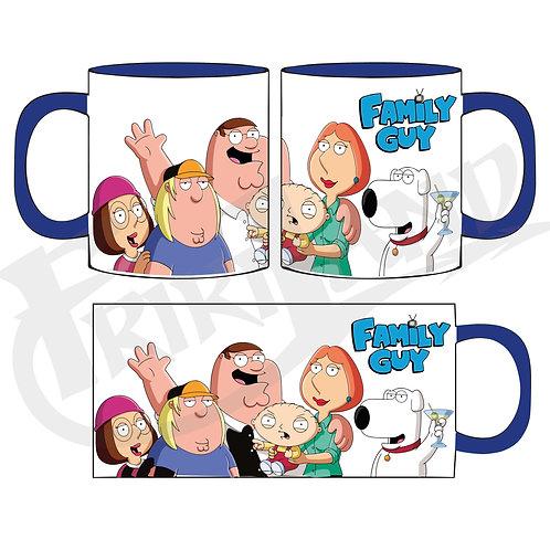 Padre de familia mug