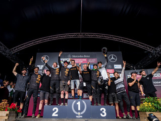 Les Gets 2019: Une sublime victoire au classement de la coupe du monde de VTT de descente!! Très fie