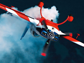 Prise en charge du TEAM TVK de Voltige aérienne