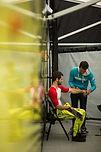 Osteopathe du Sport Saint Etienne Geoffroy Lavandier