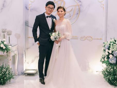 ベトナムの結婚式 Chuc mung hanh phuc!