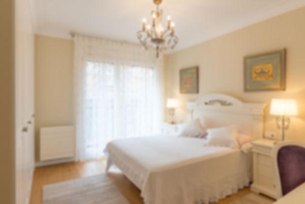 Foto interior inmobiliaria dormitorio