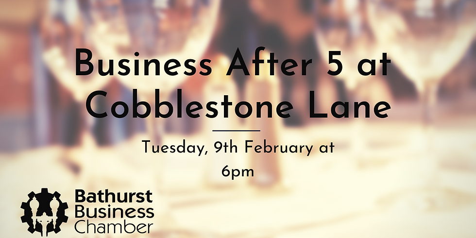 Business After 5 at Cobblestone Lane