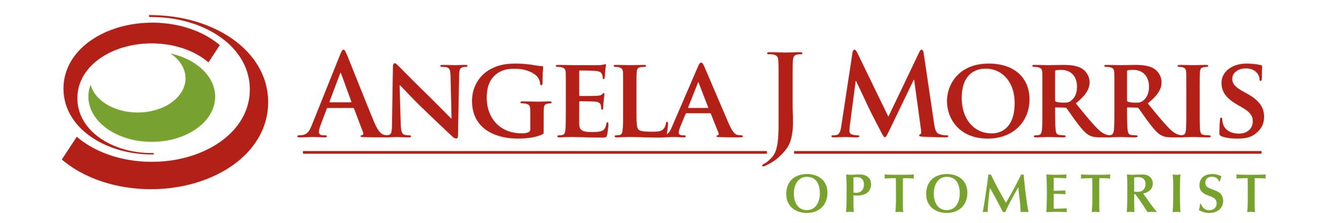Angela J. Morris logo_