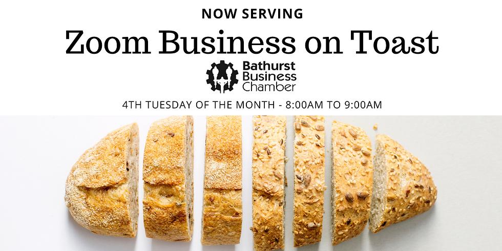 Zoom Business on Toast
