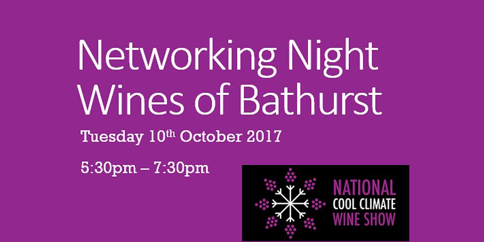 Networking Night - Wines of Bathurst