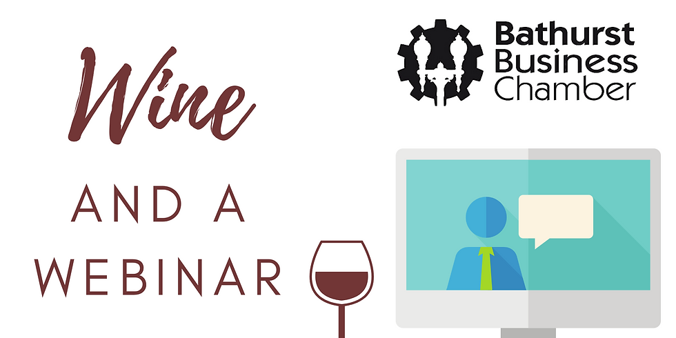 Business After 5 - Wine and a Webinar